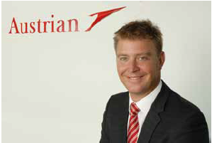 Philip Nordfeldt, General Manager Bulgaria & Macedonia, Austrian Airlines